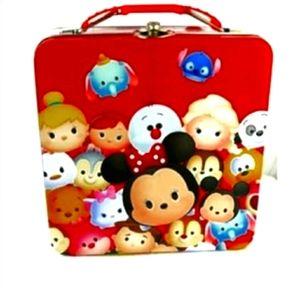 5/$25 Disney Character Tsum Tsum Tin Lunchbox